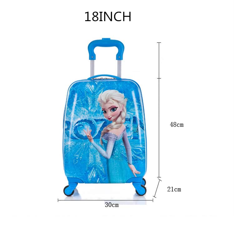 kids gift luggage bag