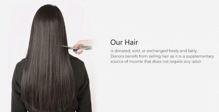 natural hair seller