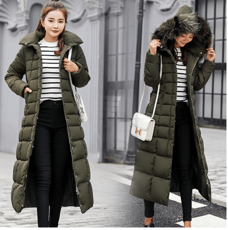 puffy coat for winter
