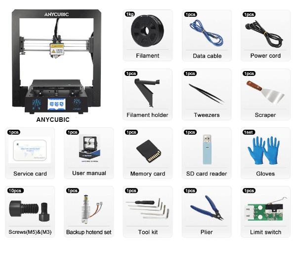 best chinese 3d printer