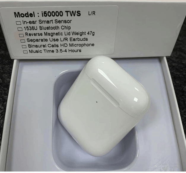 top fake airpod october 2019