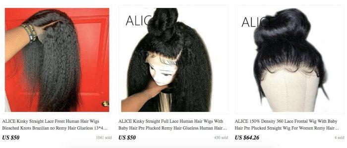 best lace wig vendor