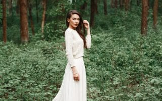 best long dresses for short ladies