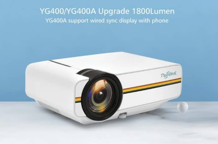 top chinese budget projector