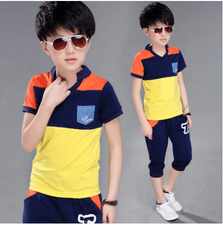 trendy kid clothings