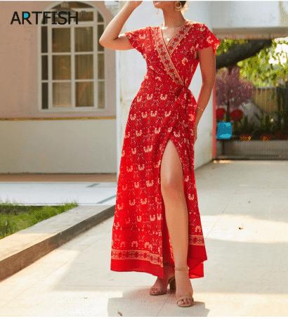 dress for short girls