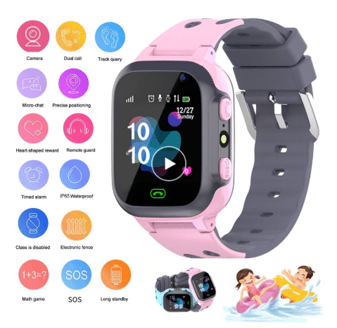 kids smartwatch under 20