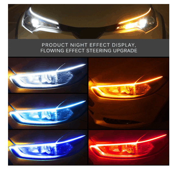 led strips for car aliexpress