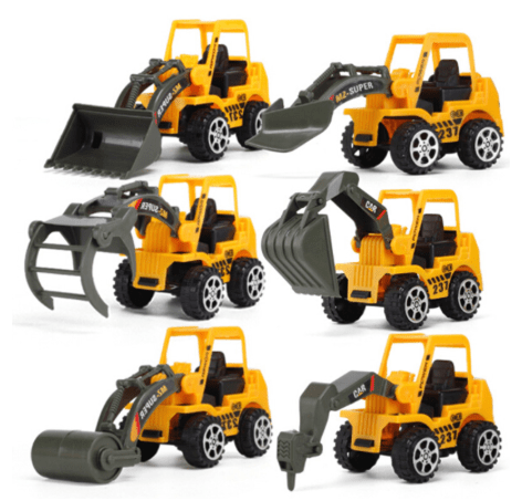 toy construction vehicles