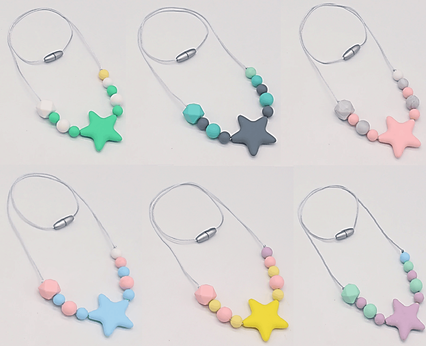 teething necklace for baby