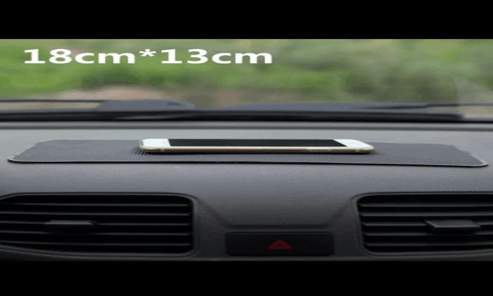 ant slip car mat