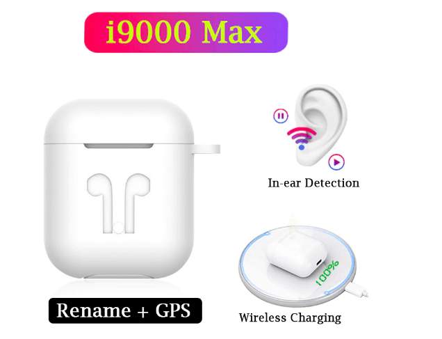 i9000 max tws fake airpods review