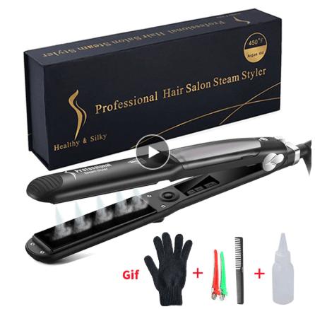 Steam Hair straightener aliexpress