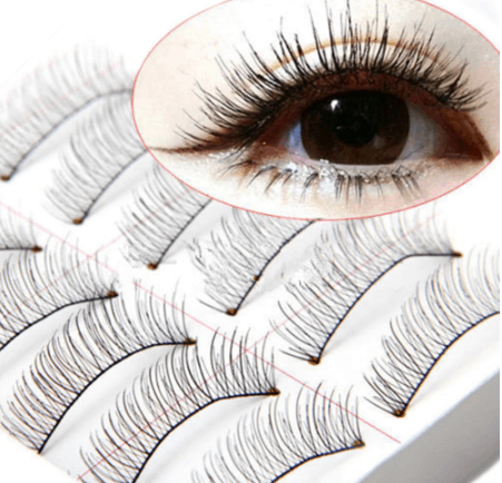 false eyelashes for everyday