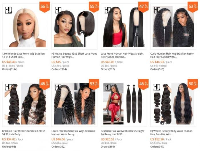top hair vendors 2020