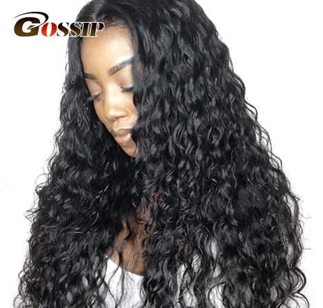 frontal hair wig aliexpress