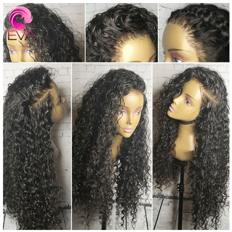 pre plucked human hair wig aliexpress
