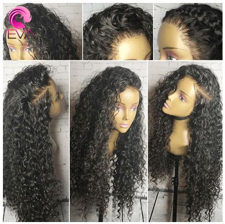 pre plucked human hair wig aliexpress