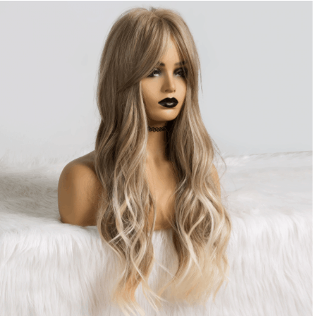 wavy hair wig aliexpress