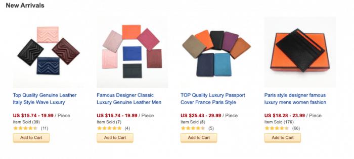 dhgate seller for designer goods