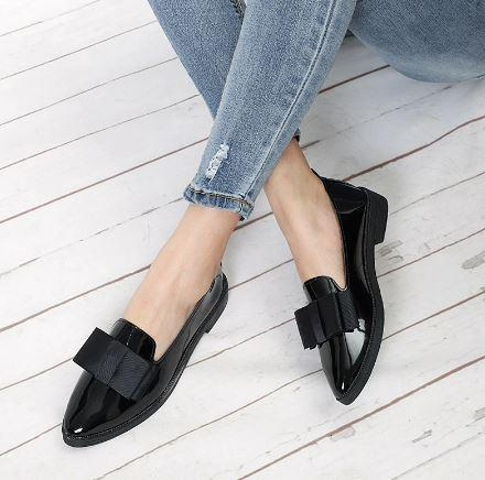 loafers for black dresses