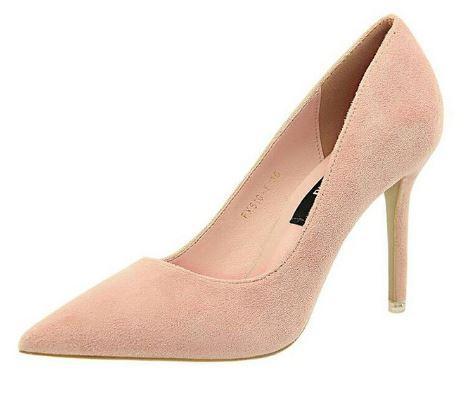 pointed heels for black dresses