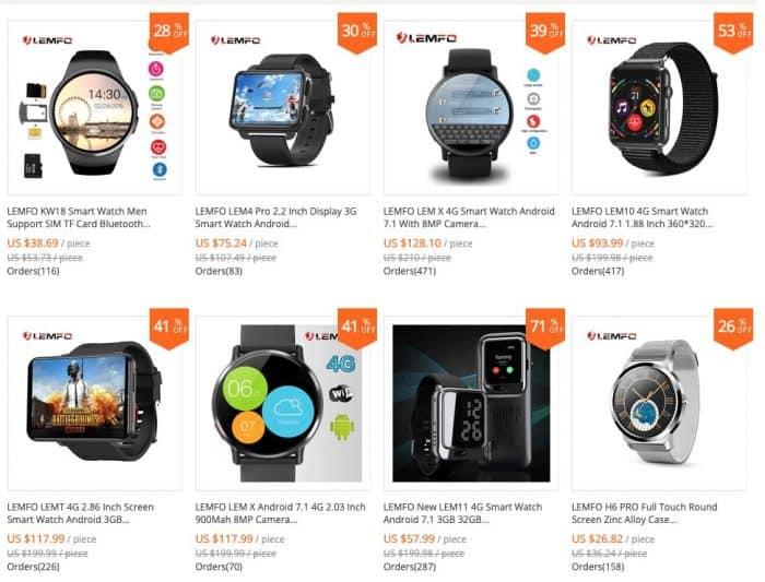 good china brand smartwatch