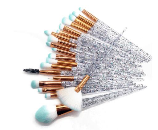 cheap and good makeup brush set on aliexpress