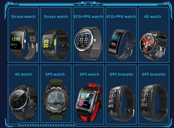 reliable chinese smartwatches