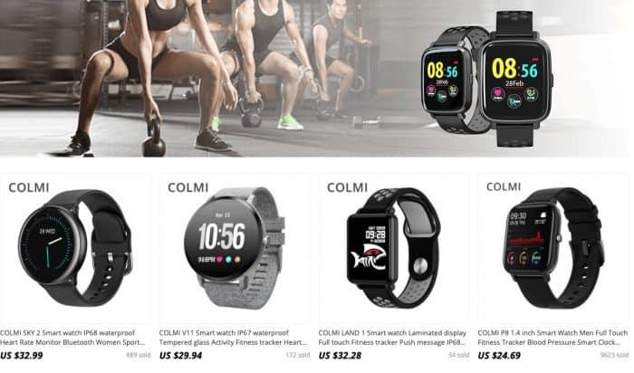 trusted china brand smartwatch