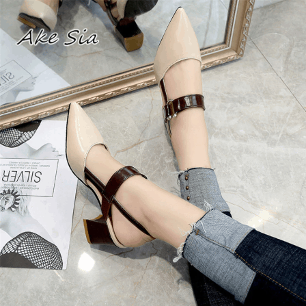 heels to make you look classy