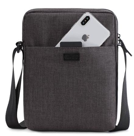 men street style bag