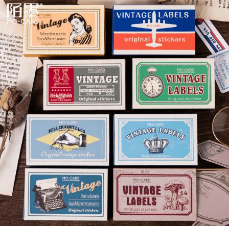 vintage stickers aliexpress