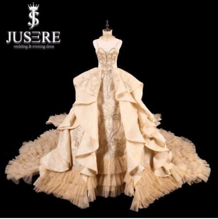 aliexpress expensive wedding dress