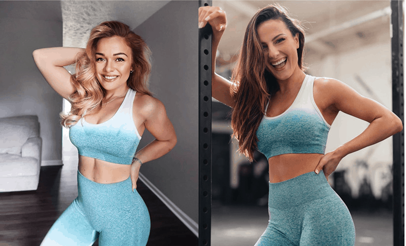 aliexpress gym clothes review 2020
