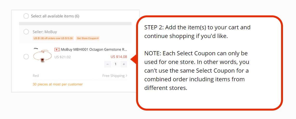 get aliexpress coupon