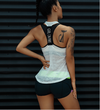 top work out clothes aliexpress