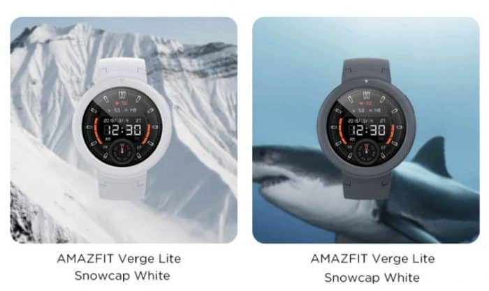 cool watch by xiaomi