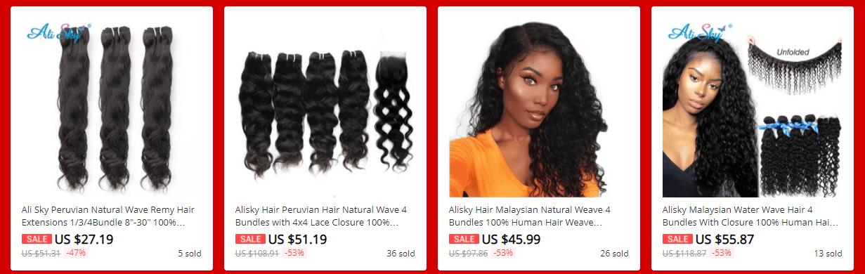 hair vendor that sells indian hair