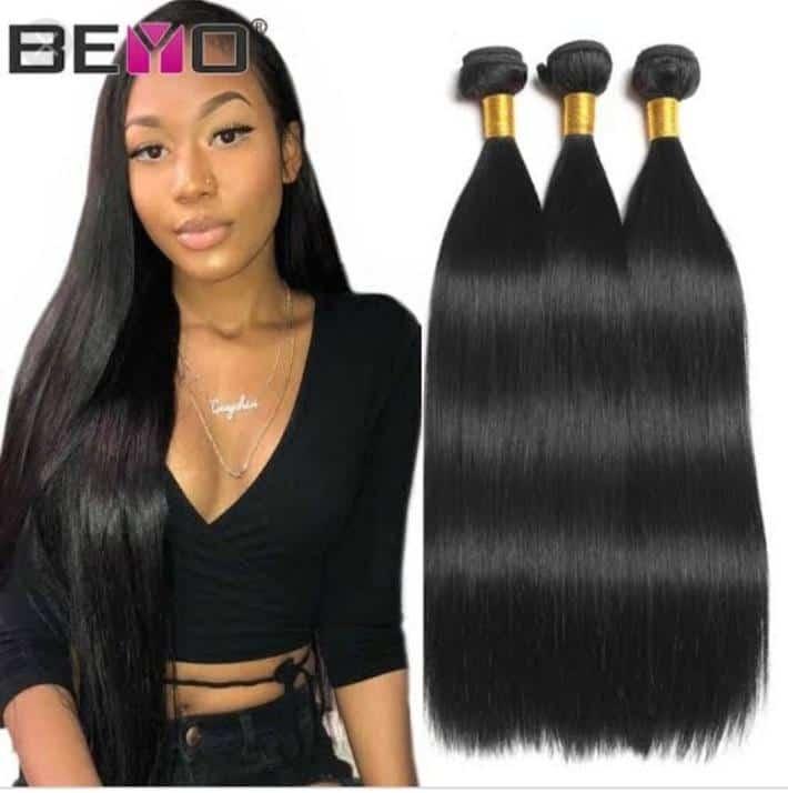 silky indian hair aliexpress
