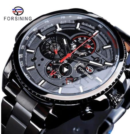 best men mechanical watch