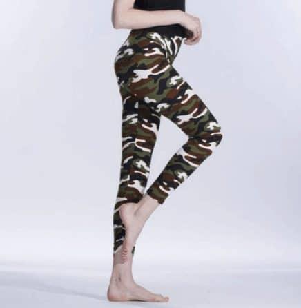 camouflage leggings china