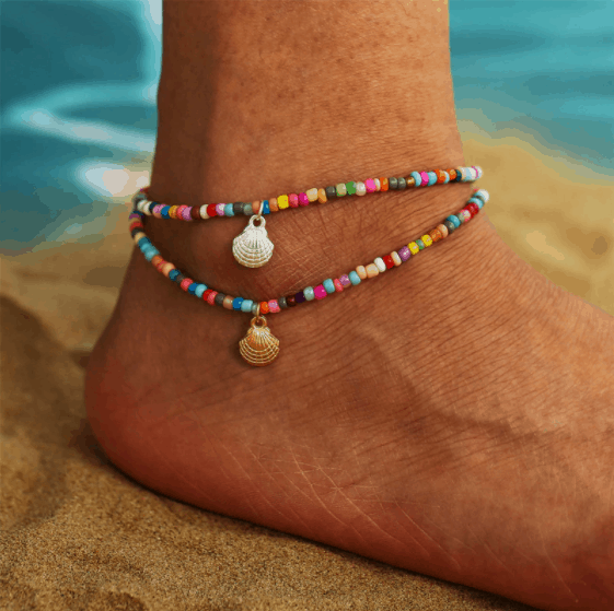 fashionable anklet