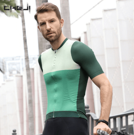 men quick dry cycling clothing