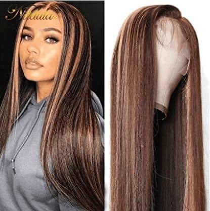 nadula human hair wig review