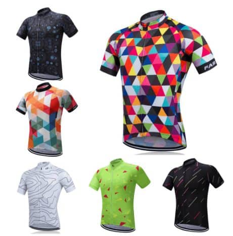 printed cycling jersey aliexpress