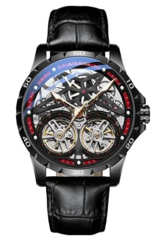 waterproof cheap mechanical watch aliexpress