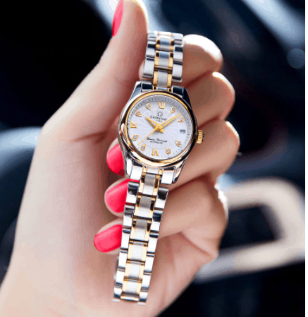 waterproof mechanical watch for women