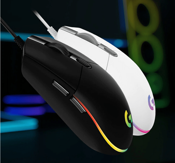 gaming mouse review aliexpress
