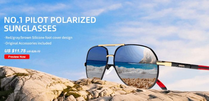 kingseven sunglass review